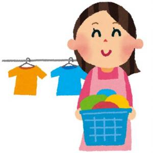 洗濯のおばさんという仕事