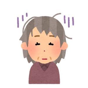 高齢者の入浴回数は週に何回?パラパラと髪の毛が落ちて辛い