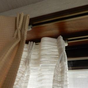 ドールハウス用の小さなカーテンレールを作ろう! 新キューポッシュハウジング(仮)6