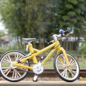 ねんどろいどどーると自転車
