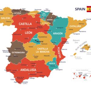 スペインの銘醸地の紹介!スペインには世界的に有名な銘醸地が沢山ある!!