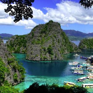 南海きらめく絶景!フィリピンの絶景群島の珍奇・ダブルバリアリーフ!地球の未来図!