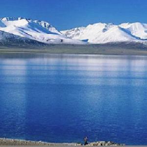 西寧で出会ったチベット族!東日本大震災を心配!四川大地震で、家と家族を失った!