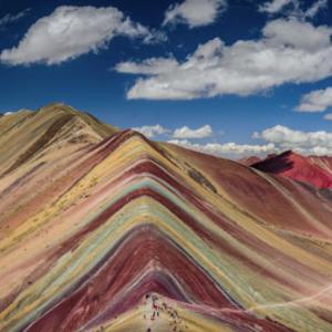 2014年発見・沸騰する川!2016発見レインボーマウンテン!南米・ペルーアンデス山脈!