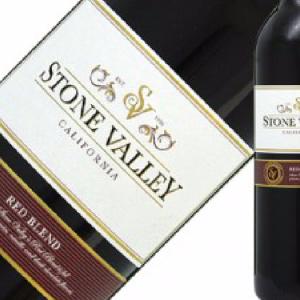果実味を特化しカジュアルに楽しめるタイプのワイント!「ストーン・ヴァレー 」!
