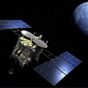 楽しさが推進力 天高く舞う?!はやぶさ2!空き缶サイズの人工衛星「カンサット」!