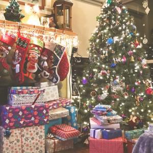クリスマスは1月に。