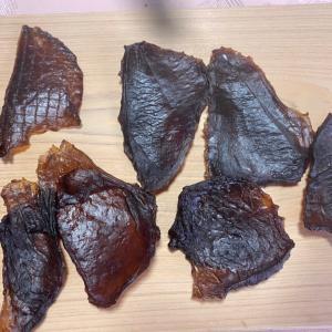 簡単な「鹿の干し肉」作り方