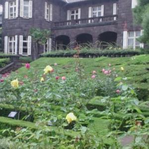 旧古河園に行ってきました・・・薔薇の香りに包まれながら観賞