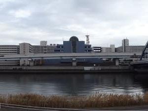 隅田川沿い~汐入公園・・・散歩散策~