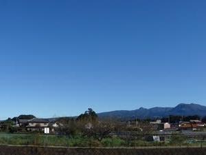 空の青・蜜柑の蜜柑色・川面のキラキラ~秋を感じた日です。