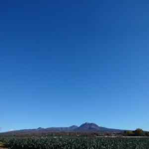 赤城山麓~奥利根へドライブ・・・園原ダムの眺め~