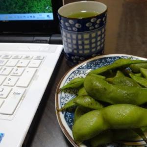 黒豆枝豆・旬の味覚~風味とほのかな甘み・・・