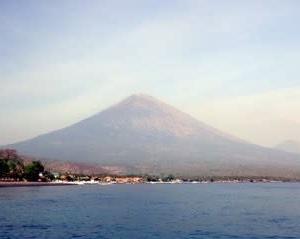 バリ島サファリダイブのお写真
