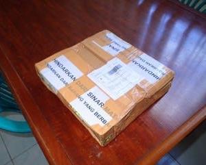 インドネシアの通販でダイソー商品を買う