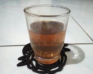 ティータイム~グアバ茶