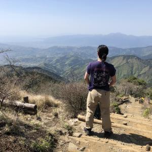 アコンカグアに登った友人と大倉~蛭ヶ岳ピストンに挑戦してみた