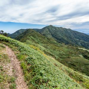 玄人の集まる山!白砂山~八間山稜線縦走の旅