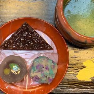 京都…俵屋吉富さんの水無月