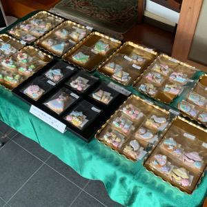 アイシングクッキー自宅販売…今日が初日でした