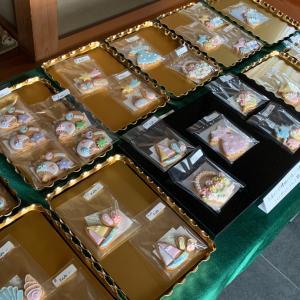 アイシングクッキー販売…ファンが増えてきました…感謝