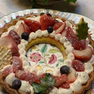京都アイネスヴィラノッツェ宝ヶ池さんのクリスマスケーキ