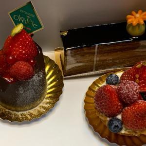 京都北山…クリアンテールさんのケーキを久しぶりに
