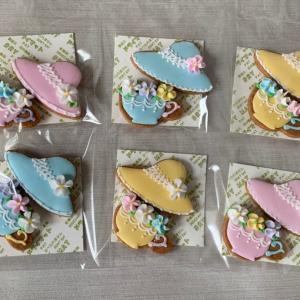 【複製】アイシングクッキー…可愛い小袋のミニセット