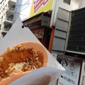 【たこせん】大阪に来て食べたかったもの