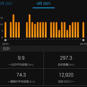 4月の振り返り ~10kmレースに参加~