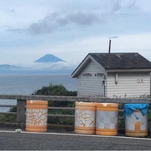 今日の富士山~