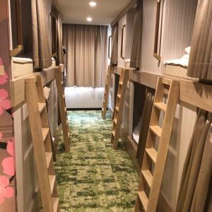 東京のサウナ付きカプセルホテル一覧