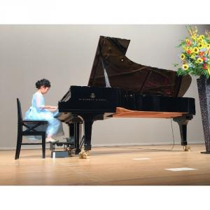 はじめてのピアノ発表会