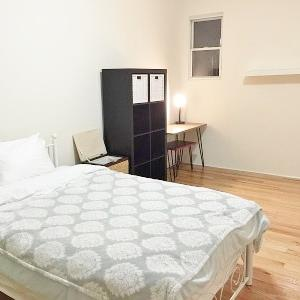 ☆ブルックリンの人気エリア・パークスロープ☆大きな家具付のお部屋☆$950