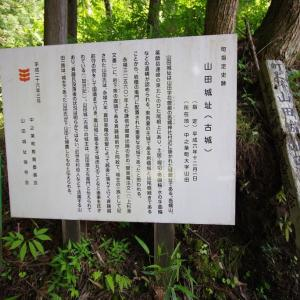 山田城(群馬県)