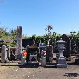 長野業盛の墓(群馬県)