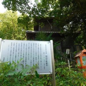 紀伊岡山城(和歌山県)