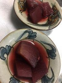 冬瓜のローゼル&ローズヒップ煮