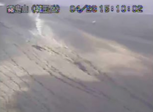 新燃岳監視カメラ