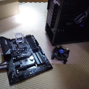 パソコン組立と修理!