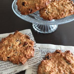 低GI値のヘルシー オーガニックスーパーフードクッキー