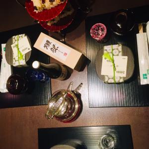 テーブルの上の文化芸術〜食は芸術〜だと思う