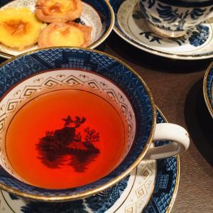 中国茶にぴったりエッグタルト