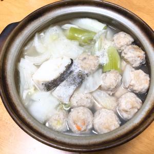 【】鶏ごぼう鍋♪