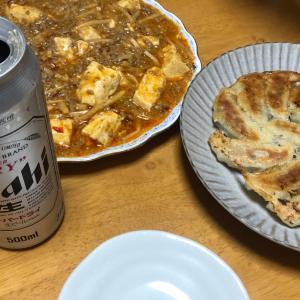 【】イチから作る麻婆豆腐♪