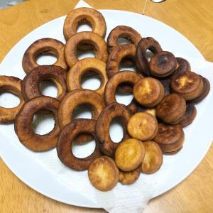 【】好きなドーナッツの種類は?