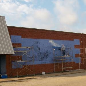 Mural: Davenport