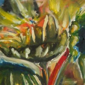 Exhibition: 12th Annual Abstraction Juried Online International Exhibition by Upstream Online Gallery