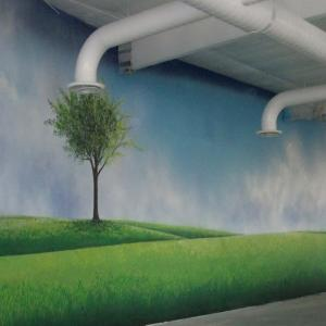 Mural: For local business
