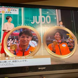 テレビで贅沢なオリンピック三昧